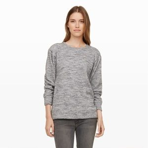 NWT Club Monaco Gray Domme Sweatshirt size: small